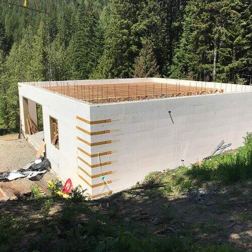 4-Stronghold-ICF-Insulated-Concrete-Forms-ICF-Block-Install-Residential-Build