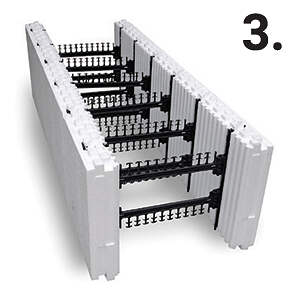 stronghold-icf-blocks-insulating-concrete-forms-product-overview-3-straight-three-quarter-height-blocks